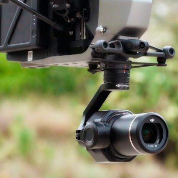 دوربین و گیمبال اینسپایر 2