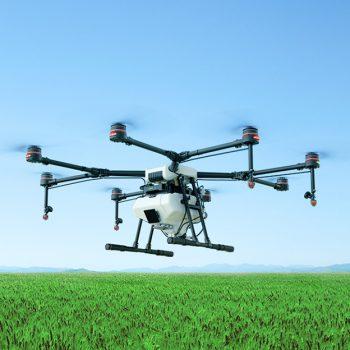 مشخصات پهپاد کشاورزی برای سمپاشی مزارع Dji