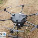 هگزاکوپتر برای نقشه بردرای هوایی