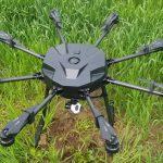 ربات فیلمبردار از دکل فشار قوی