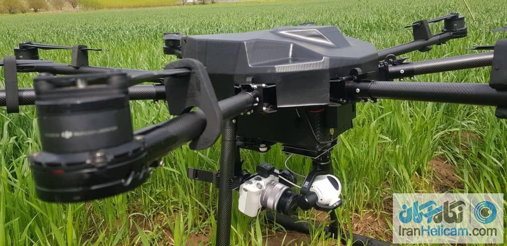 استفاده از ربات در بازدید پره نیورگاه بادی