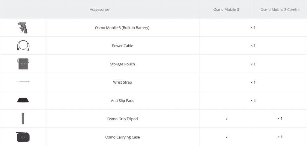 قیمت osmo mobile 3