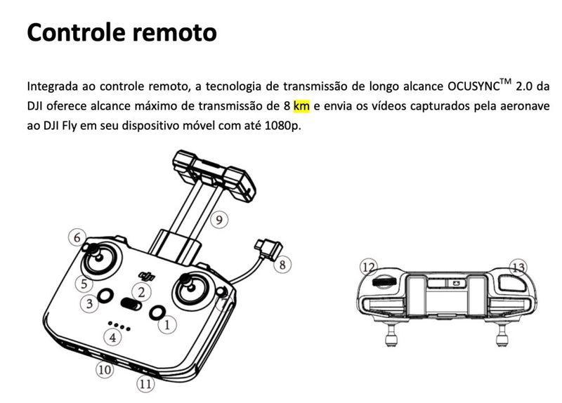 ریموت کنترل مویک ایر 2