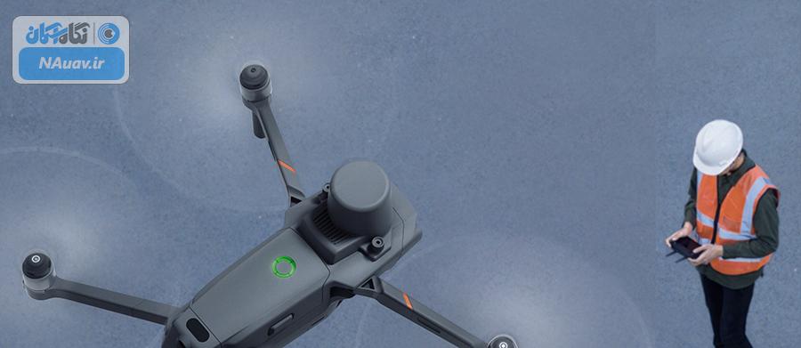 آموزش پرواز و استفاده از کوادکوپتر مویک 2 اینترپرایز ادونس mavic 2 enterprise advanced