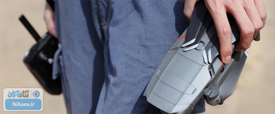 بازوها و بدنه تاشونده در مویک 2 اینترپرایز ادونسد